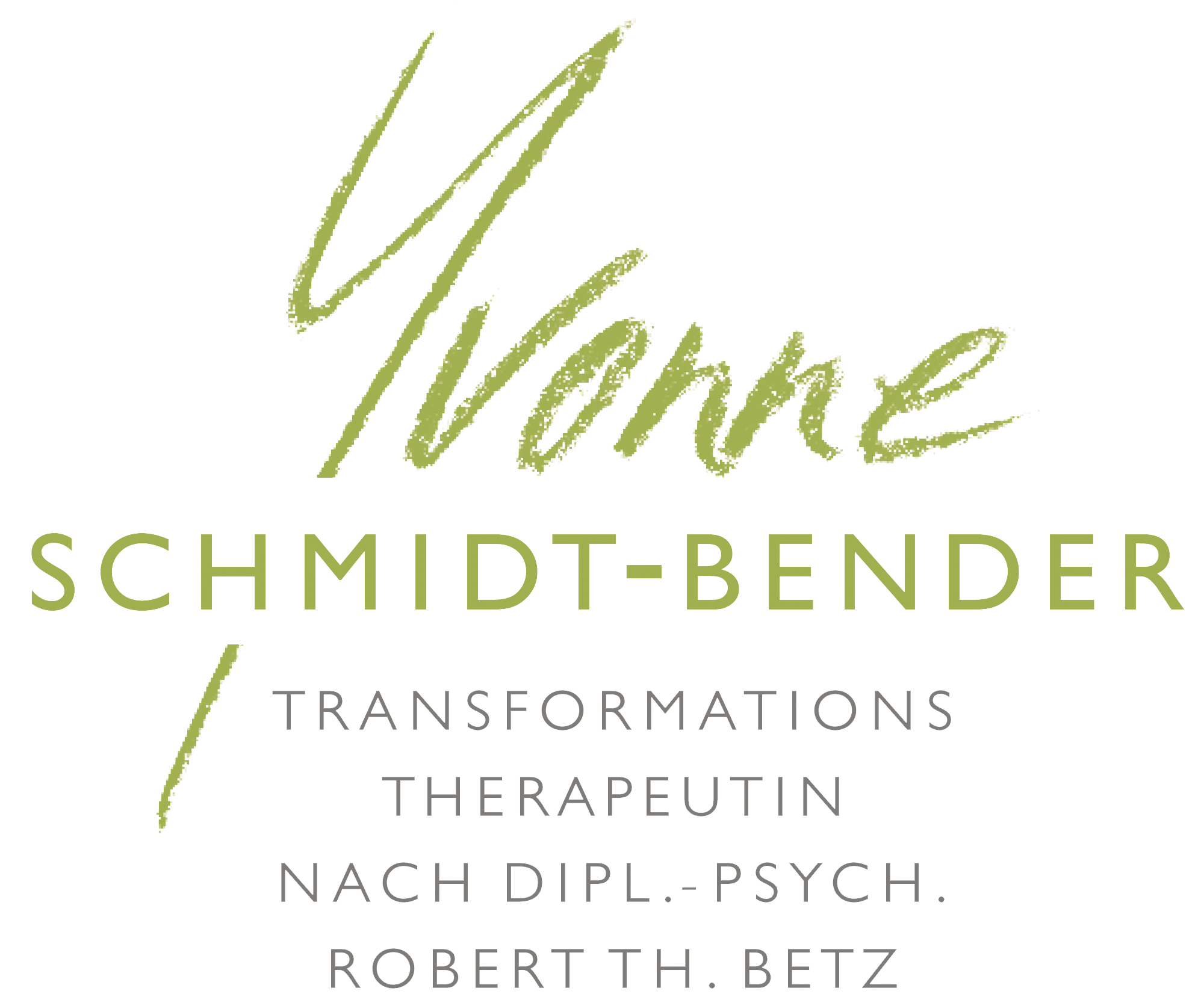 Yvonne Schmitt-Bender | Transformationstherapie || Logo ||